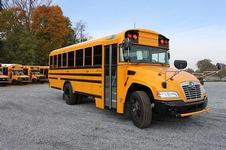 Brightbill Body Works is a dealer for new and used school