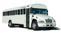 Blue Bird Activity Bus